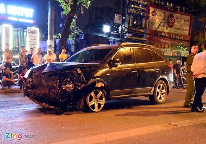 Tai xe oto Hyundai tong chet nu lao cong bi khoi to hinh anh 1