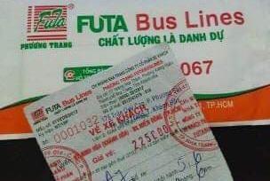 Nu hanh khach to bi tiep vien xe khach Phuong Trang sam so trong dem hinh anh 1