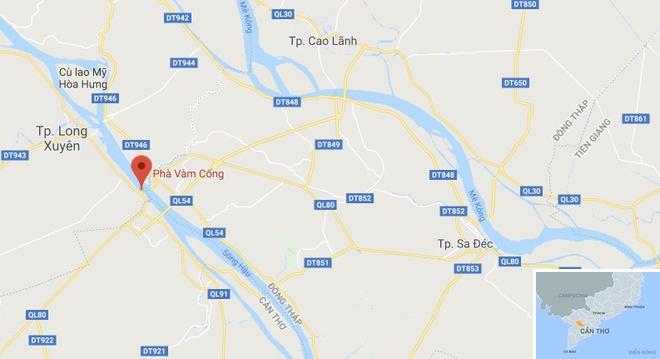 Pha Vam Cong ngung hoat dong tu 30/6 hinh anh 2