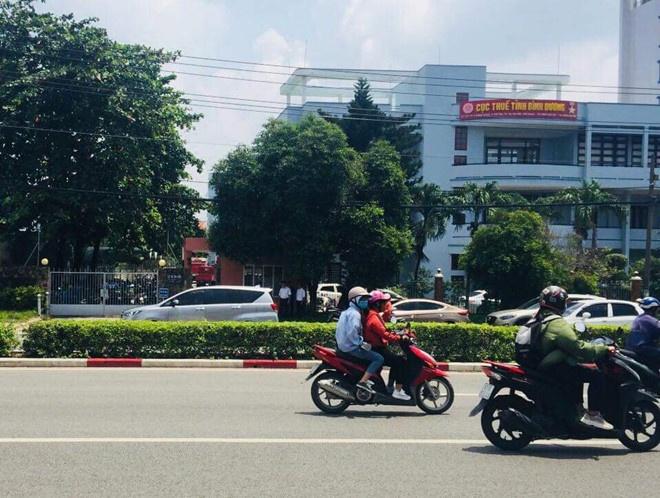 no o chi cuc thue Binh Duong anh 1