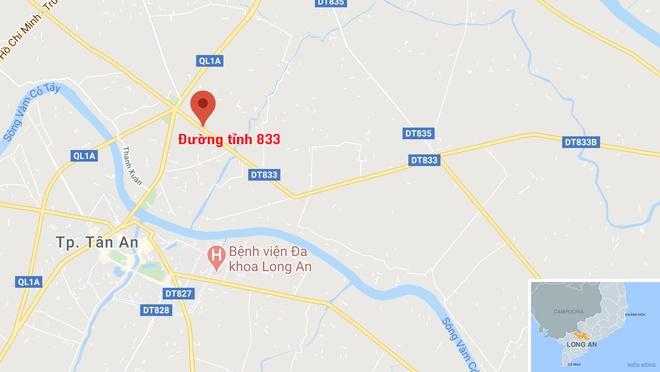 Hai xuong phe lieu lien tiep boc chay trong dem hinh anh 2 map_longan_chay.jpg