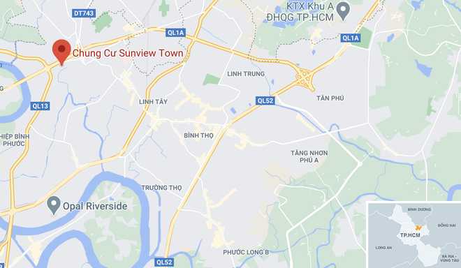 roi chung cu Sunview Town anh 2