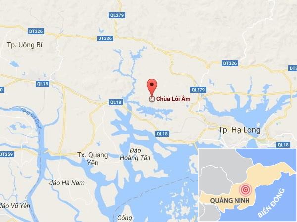 150 nguoi dap chay o rung keo Quang Ninh trong nhieu gio hinh anh 2