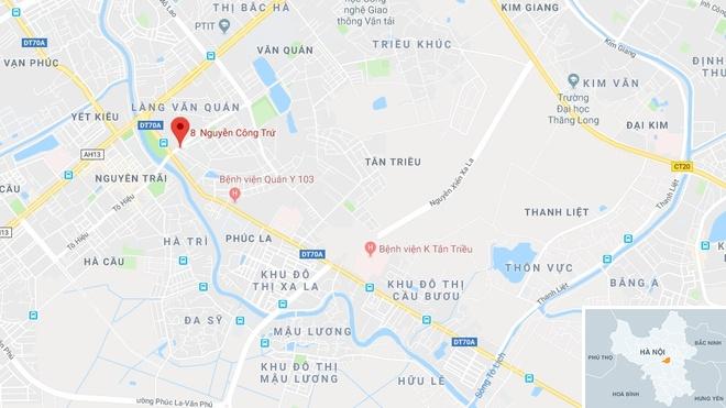 Treo Len Tang 4 Lap Cua So, Tho Moc Roi Xuong Dat Tu Vong Hinh