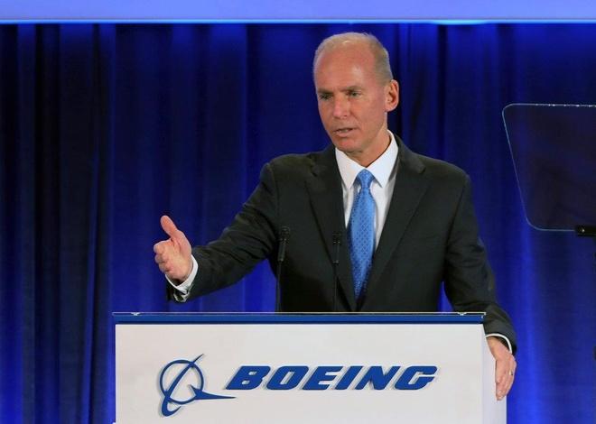 CEO Boeing ly giai viec khong ai hay biet ve he thong cua 737 Max hinh anh 1