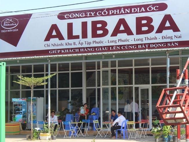 Cuong che van phong trai phep cua Alibaba o Dong Nai hinh anh 1  Cưỡng chế văn phòng trái phép của Alibaba ở Đồng Nai Alibaba long phuoc 2