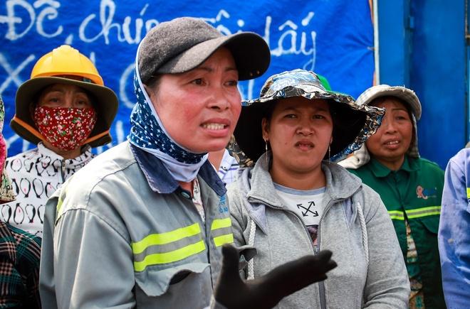 Công nhân Swan Bay Đại Phước đình công đòi tiền nợ lương