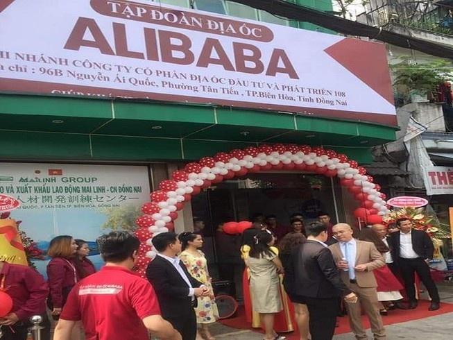 Van phong trai phep cua Alibaba o Bien Hoa bi xu phat 15 trieu dong hinh anh 1