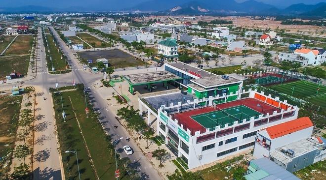 Bo Xay dung de nghi Da Nang kiem tra 800 lo dat cua Golden Hills City hinh anh 1