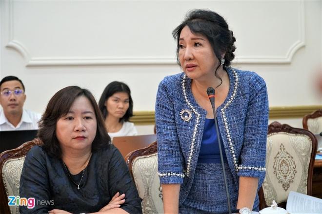 Ba Nhu Loan: 'Doi tac lien doanh nan vi du an 3 nam chua xong thu tuc' hinh anh 1 BaLoan_zing1.jpg