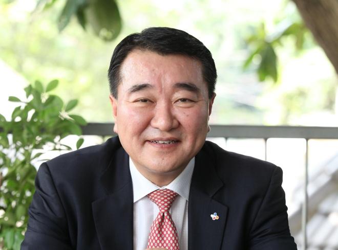 Chu tich CJ Viet Nam: 'Nhieu phim bom tan doi lich chieu vi Covid-19' hinh anh 1 Mr_Chang.jpg