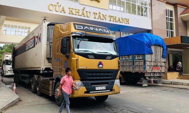 Hoat dong thuong mai tai bien gioi Viet - Trung dan khoi phuc hinh anh 1 cua_khau.jpg  Hoạt động thương mại tại biên giới Việt – Trung dần khôi phục cua khau