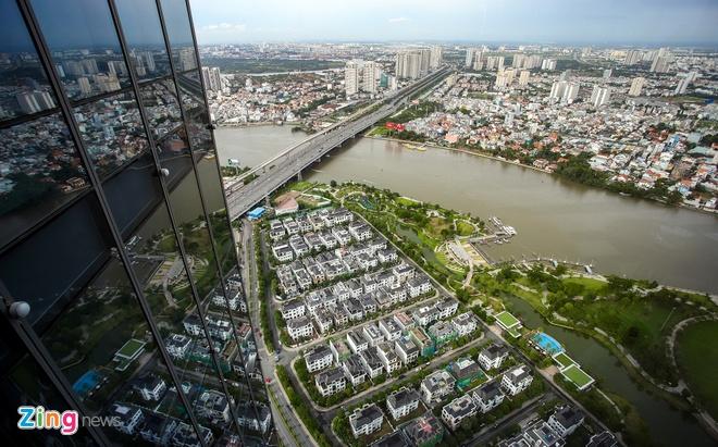 TP.HCM không khuyến khích xây dựng nhà phố trong 10 năm tới