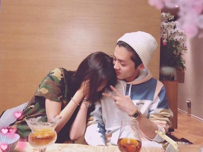 Luhan: Chang trai dam danh cuoc su nghiep ruc ro vi tinh yeu hinh anh