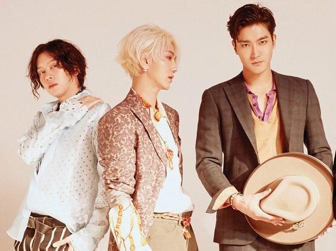 Heechul bi thuong va scandal lien tiep, Super Junior co duong tro lai? hinh anh