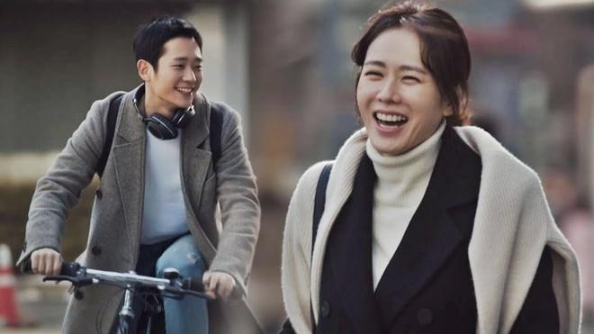 Jung Hae In nhin Son Ye Jin nhu khang dinh: Em yeu chi mat roi! hinh anh 2
