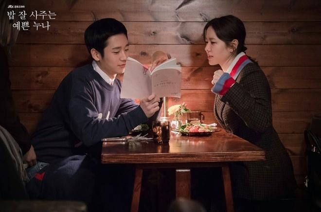 Jung Hae In nhin Son Ye Jin nhu khang dinh: Em yeu chi mat roi! hinh anh 15