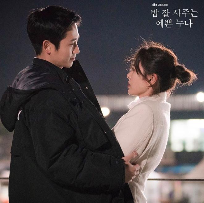 Jung Hae In nhin Son Ye Jin nhu khang dinh: Em yeu chi mat roi! hinh anh 1