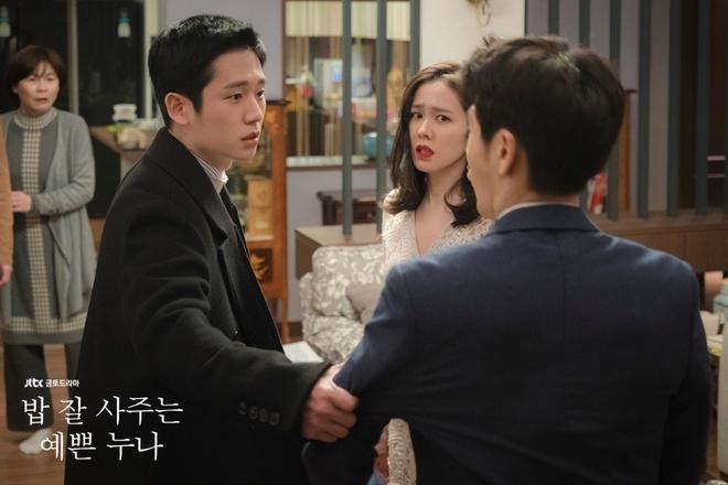 Jung Hae In nhin Son Ye Jin nhu khang dinh: Em yeu chi mat roi! hinh anh 9
