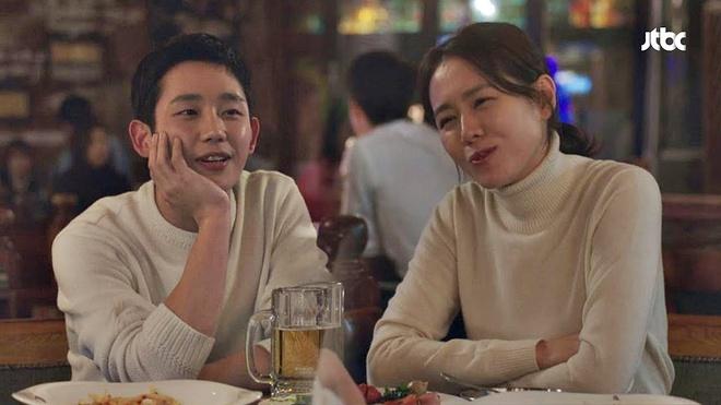 Jung Hae In nhin Son Ye Jin nhu khang dinh: Em yeu chi mat roi! hinh anh 3