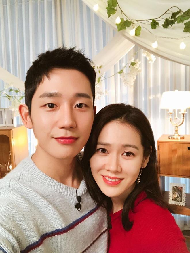 Jung Hae In nhin Son Ye Jin nhu khang dinh: Em yeu chi mat roi! hinh anh 17