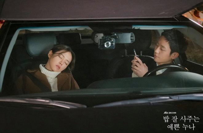 Jung Hae In nhin Son Ye Jin nhu khang dinh: Em yeu chi mat roi! hinh anh 7