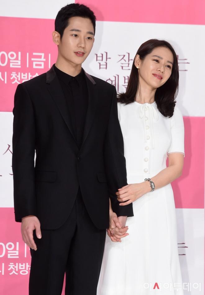 Jung Hae In nhin Son Ye Jin nhu khang dinh: Em yeu chi mat roi! hinh anh 11