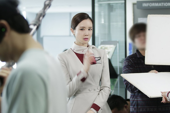 Lee Da Hee dien do do di chung phau thuat tham my? hinh anh 1