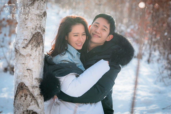 Son Ye Jin va Jung Hae In duoc du doan som cong khai tinh cam hinh anh