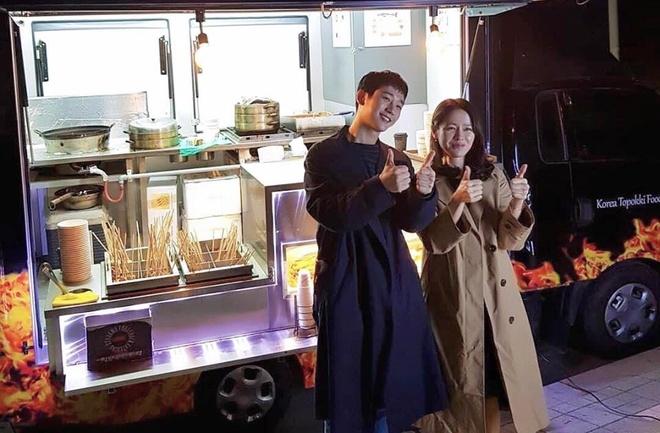 Son Ye Jin xin loi vi da 'phan boi' So Ji Sub hinh anh