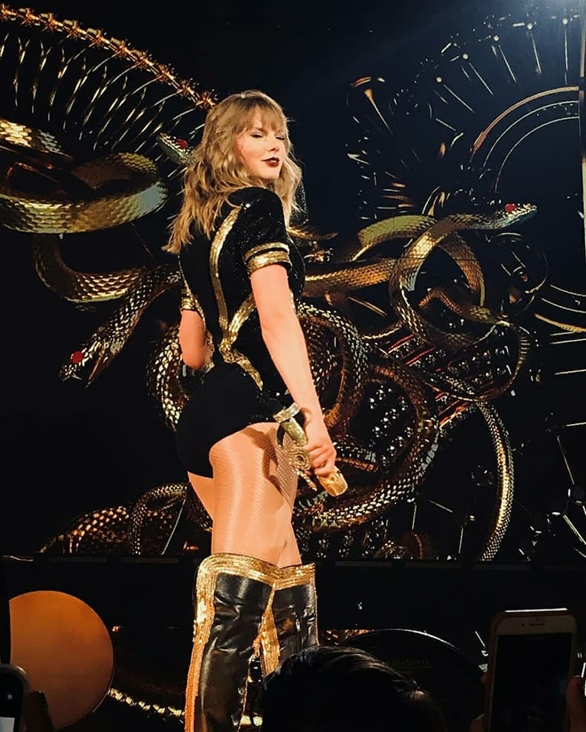 Fan lo lang truoc tin Taylor Swift se giai nghe vi met moi voi thi phi hinh anh 3