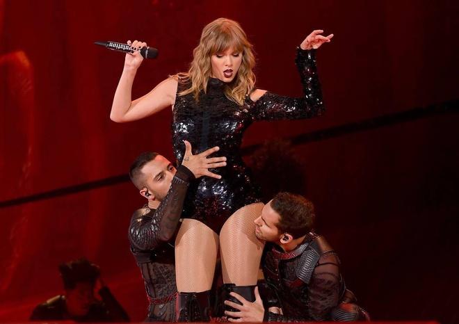 Fan lo lang truoc tin Taylor Swift se giai nghe vi met moi voi thi phi hinh anh 1