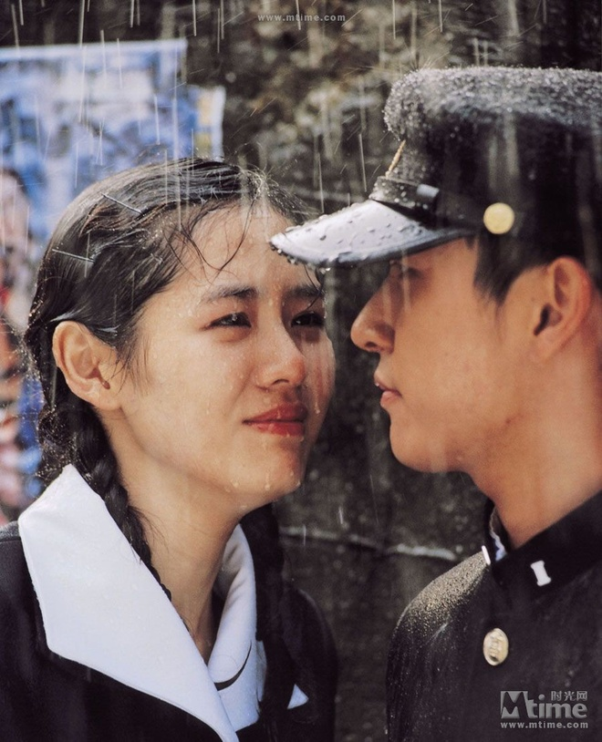 Khoanh khac Son Ye Jin hoi ngo nguoi tinh dep nhat man anh sau 15 nam hinh anh 2
