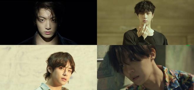 BTS tung teaser thu 2 cua 'Fake Love' day bi an va hap dan hinh anh 3