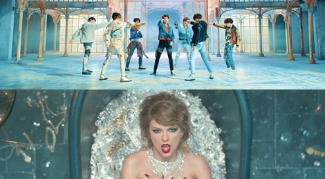 'Fake Love' cua BTS gay bao toan cau hinh anh