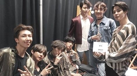 BTS tro thanh nhom nhac dau tien cua Kpop dung dau Billboard 200 hinh anh