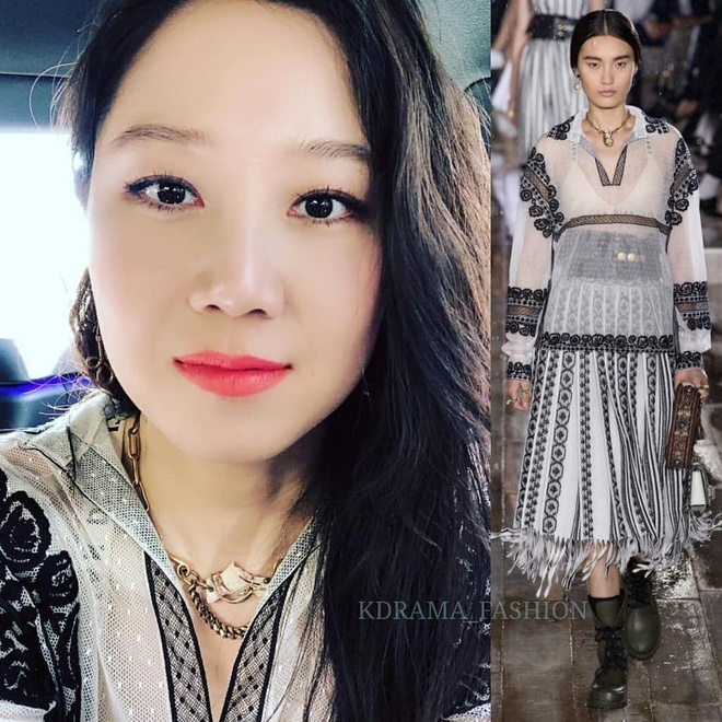 Angela Baby show dior anh 7