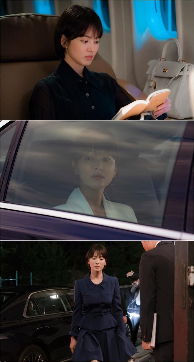 Tao hinh sang chanh cua Song Hye Kyo va Park Bo Gum duoc khen hinh anh 2