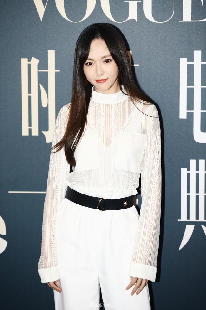Dương Mịch thua Đường Yên, Angelababy vì bộ váy màu mè kém đẹp