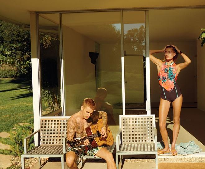 Hailey Baldwin noi Justin Bieber khong co tat xau anh 1