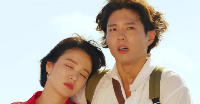 Song Hye Kyo khong cuu noi kich ban day san cua 'Encounter' hinh anh