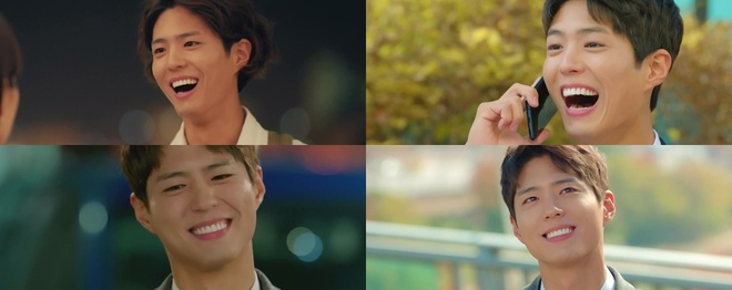 Song Hye Kyo dong cung Park Bo Gum anh 5
