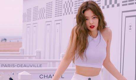 Jennie - 'cong chua YG' day thi phi, nguoi yeu xinh dep cua Kai (EXO) hinh anh