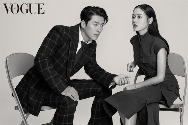 Fan chua kip vui, Hyun Bin da phu nhan tin hen ho Son Ye Jin hinh anh 2