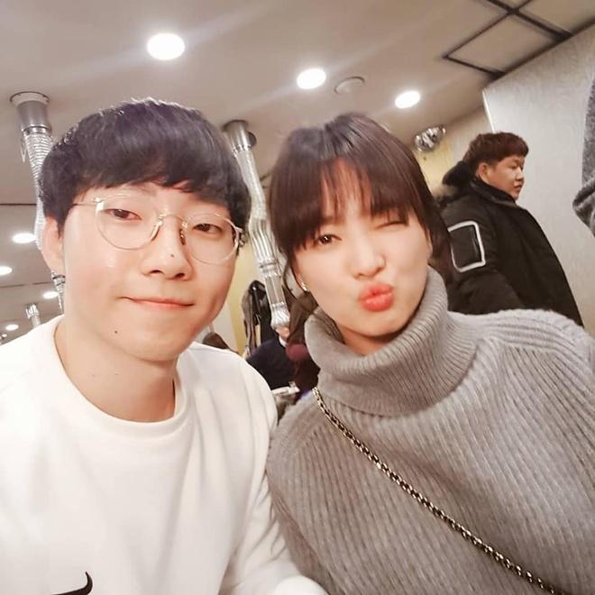 Song Hye Kyo dong cap voi Park Bo Gum anh 1