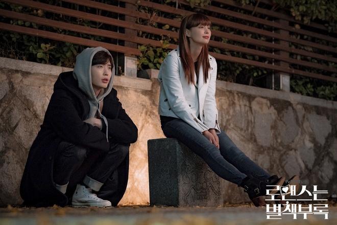 Lee Jong Suk: My nam co duyen voi nhung moi tinh chi - em hinh anh 2