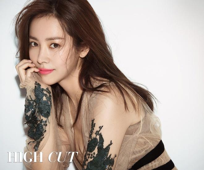 'Ngoc nu' Han Ji Min - 15 nam co gang moi la Anh hau hinh anh 4