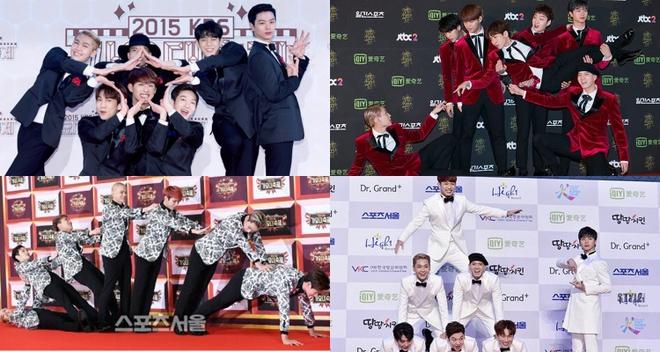 Những thần tượng hài hước khuấy đảo các show truyền hình Hàn