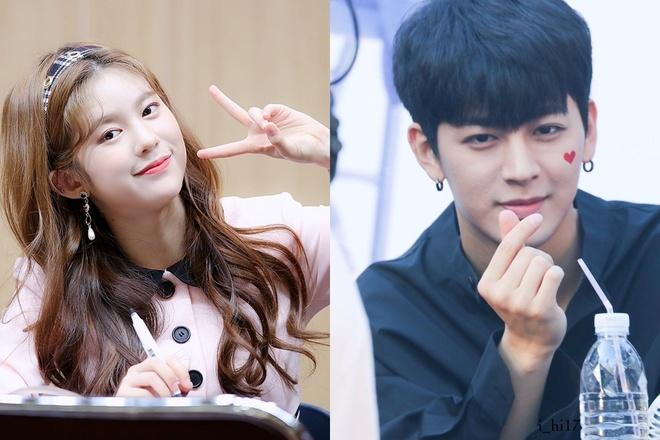 Yunhyeong (iKON) hen ho Daisy (Momoland) anh 2