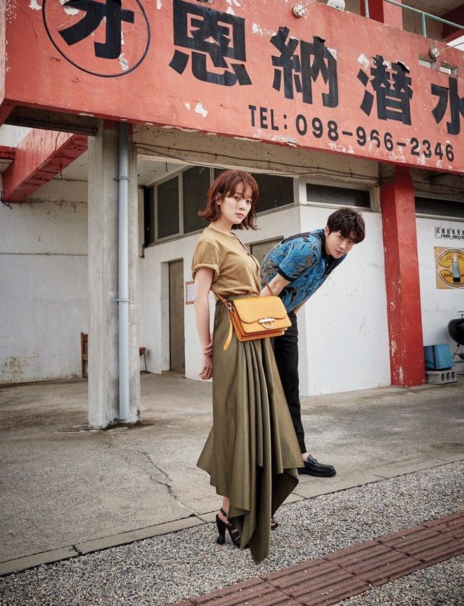 Han Ji Min dep doi ben Nam Joo Hyuk bat chap khoang cach 12 tuoi hinh anh 3